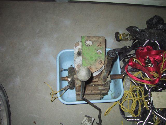John Deere 112 Electrical Problems