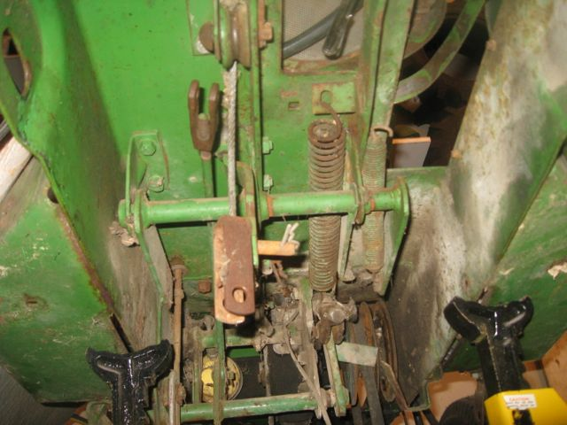 John Deere Variator : Jd spring question mytractorforum the
